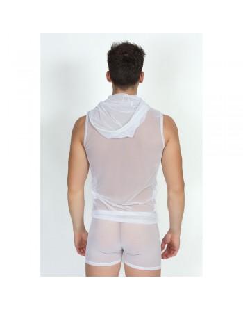 V-Shirt Malibu II Blanc - LM92-77WHT