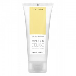 Mixgliss Eau - Delice Vanille 70 ml