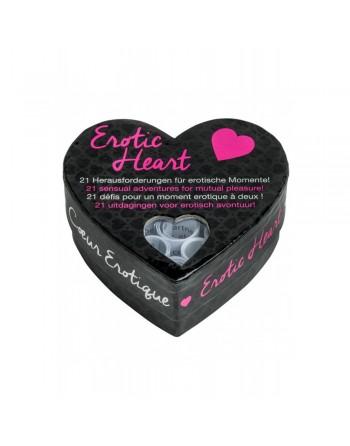 Jeu de défis Erotic Heart