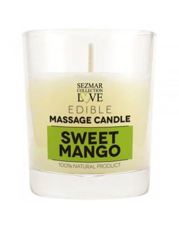 Bougie de massage mangue 100ml