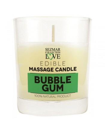 Bougie de massage Bubble Gum 100ml